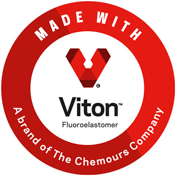 Genuine Viton includes Viton AHV, Viton ETP, Viton TBR, Viton B, and other Viton polymers.