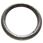 Steam aged O-ring