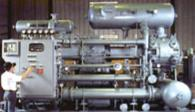 o-rings, seals, oring resistant to explosive decompression for compressors. Shown is a Dresser-Rand compressor.